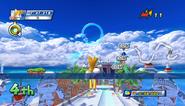 Mario Sonic Olympic Winter Games Gameplay 236