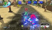 Mario Sonic Olympics Gameplay 53