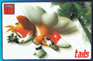 Sega Calendar 1998 - May Jun Tails
