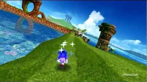Sonic Dash™ - Launch Trailer
