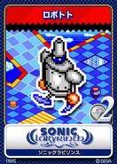 Sonic Labyrinth karta 7