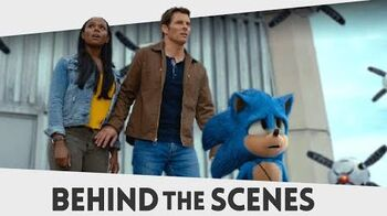 Sonic The Hedgehog - Behind the Scenes