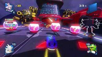 Team Sonic Racing Thunder Deck (Blaze) 1080 HD