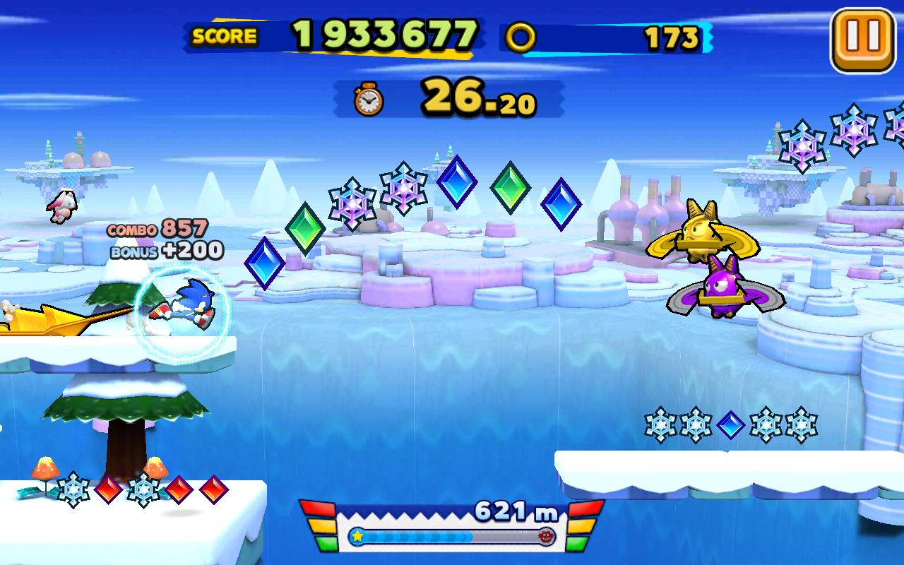 Frozen Factory Sonic Runners Sonic News Network Fandom Powered