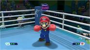 Mario & Sonic at the Rio 2016 Olympic Games - Mario Boxing