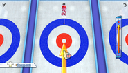 Mario Sonic Olympic Winter Games Gameplay 115