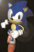 SegaSonic 3D Sonic