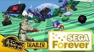 Sega Forever Release Trailer