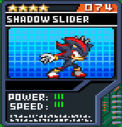 Shadow Slider