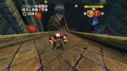 Sonic Heroes Hang Castle Team Dark 8