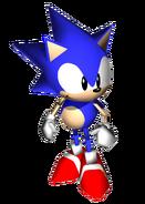 Sonic R art 5