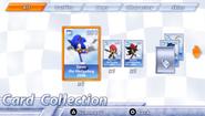 Sonic Rivals menu 4