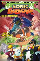Archie Sonic Boom Issue 08