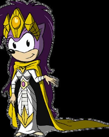Queen Aleena Hedgehog Sonic News Network Fandom