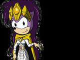 Queen Aleena the Hedgehog