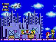 Chaotix Techno Tower 11