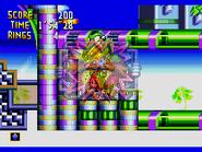 Chaotix Techno Tower 8