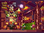 Chaotix Techno Tower Boss 8