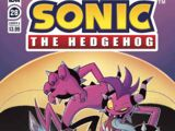 IDW Sonic the Hedgehog Issue 28
