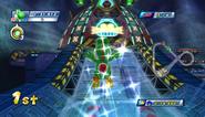 Mario Sonic Olympic Winter Games Gameplay 284