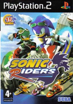 Riders ps2 eu