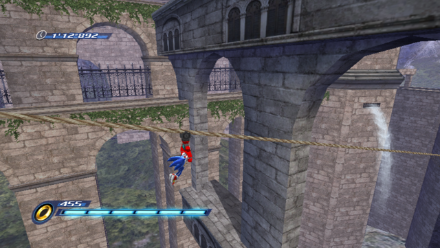 File:Rooftop Run - Day - Time Attack! Race for the goal! - Screenshot 4.png