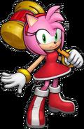 SegaHeroes Amy2