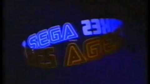Sega Pirate TV 'Global Gladiators' - Early 90's Commercial