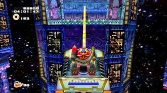 Sonic Adventure 2 (PS3) Cosmic Wall Mission 5 A Rank