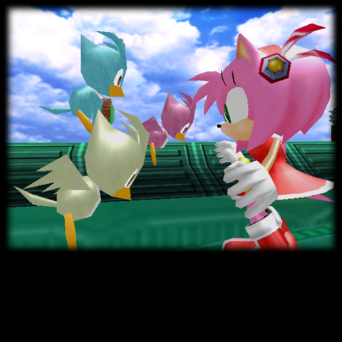 File:Sonic Adventure Credits (Amy 23).png