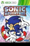 Sonic Adventure XONE box art