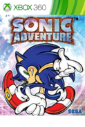 Sonic Adventure XONE box art