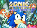 Archie Sonic Archives Volume 21