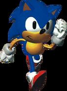 Sonic Blast Sonic final