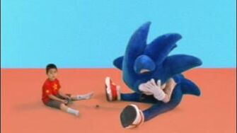 Sonic Pinball Party Commercial - 'Forfeit' Japan