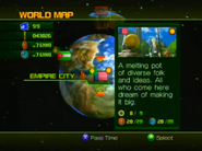 Sonic Unleashed World Map 7