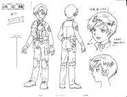 Sonic X Concept Art 071