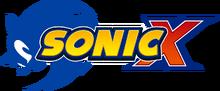 Sonic X Eng Logo