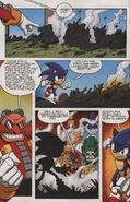 Sonic X issue 28 page 4