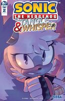Sonic the Hedgehog: Tangle & Whisper Issue 2