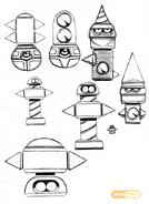 X-treme enemy concept 20