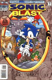 Archie Sonic Blast