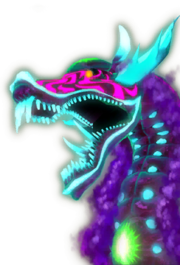 Dark Moray Artwork