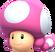 Mario&Sonic2020 Icon Toadette