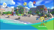 Mario & Sonic at the Rio 2016 Olympic Games - Copacabana Beach with Loading Screen
