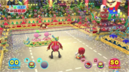 Mario & Sonic at the Rio 2016 Olympic Games - Team Donkey Kong VS Team Eggman Duel Beach Volleyball
