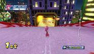 Mario Sonic Olympic Winter Games Gameplay 197