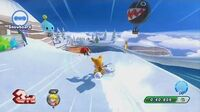 Mario and Sonic at the Sochi 2014 Olympic Winter Games - Winter Sports Champion Race (Wii U)