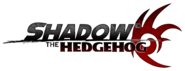 Shadow the Hedgehog (game) logo