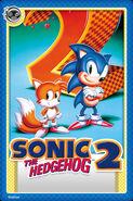 Sonic 2 Card